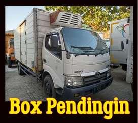 (Box Pendingin) Dyna 130 XT Long Chasis