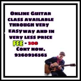 Guitar classes in 300