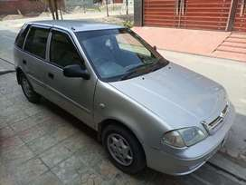 Suzuki cultus for sale in good condition
