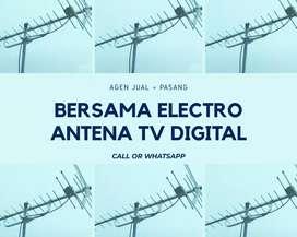 Melayani pasang sinyal antena tv lokal terdekat rawalumbu bekasi