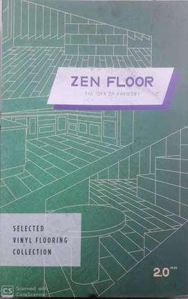 Vinyl Plank Zen Floor Anti Bakteri