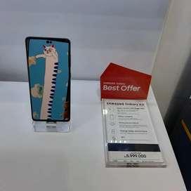 Samsung A71 bisa kredit DP ringan