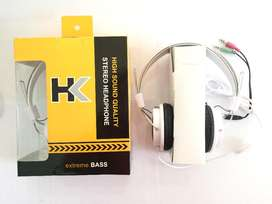 N E W HK Stereo Headphone Extreme BASS for ANDROID/IPHONE/Notebook
