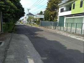 Tanah Pekarangan di Jalan Kaliurang Km 7, Cocok Untuk Kost
