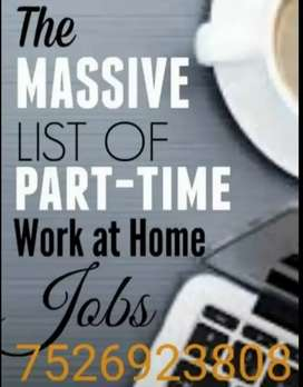 Dont find jobs we are affering Home based jobs