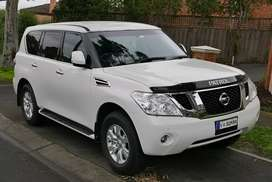 Get NISSAN PATROL 2013 MODEL On Easy Monthly installment