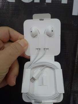 iPhone 7 plus headset lighting langsung ory