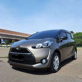 TOYOTA SIENTA G 1.5 AT 2016 1 Tangan/ Full Original