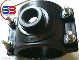 Fitting Injection HDPE Clamp Saddle Terbaru