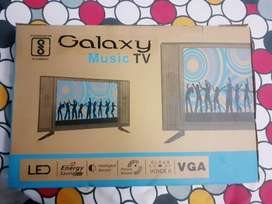 SEALED PACK GALAXY MUSIC TV 1080P urgent sale