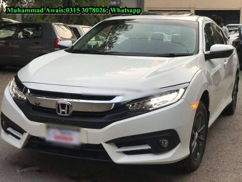 get Civic Honda 2020 on very easiest install 0