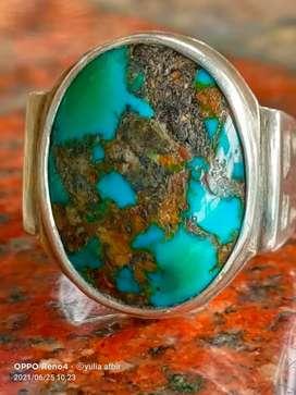 Batu  akik pirus persia
