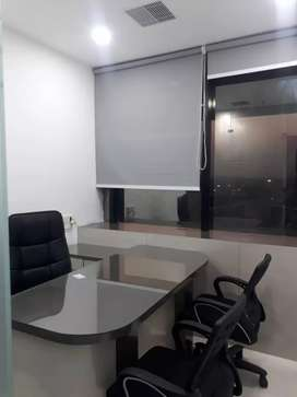 Fully furnished Brand new office at cheap rent