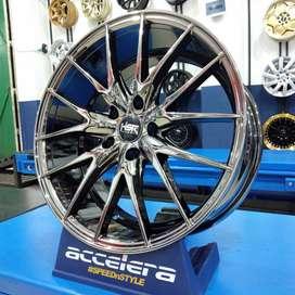 Veleg Mobil  Delica Expander Ring 18 HSR PALLAS R18x8 Pcd 5x114,3