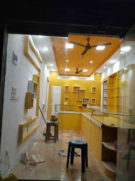 Mobile shop furniture & mobile shop spare item