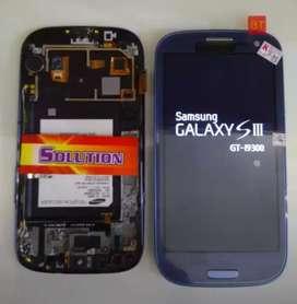 Ganti Lcd Touchscreen Samsung S3 / I9300 + Pasang