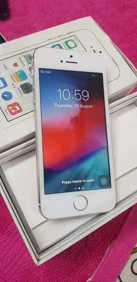 Apple iPhone 5s, 4g original iPhone, good condition