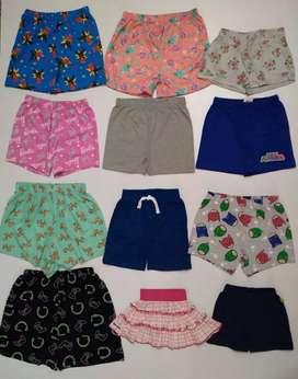 SURPLUS Girl's & Boy's Shorts WHOLESALE