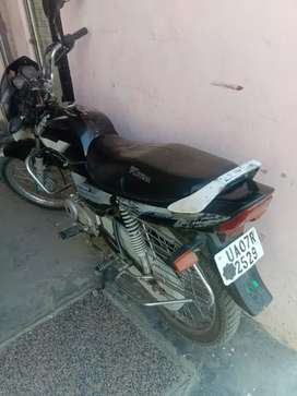Bajaj CT 100 best condition with new tyres