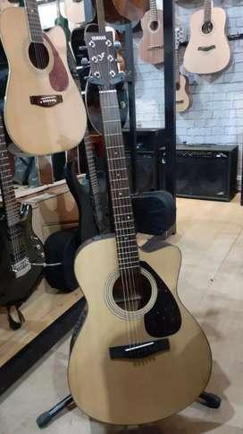Gitar Akustik Elektrik Yamaha FSX315C New Stockks