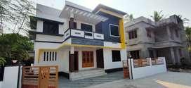 3Bhk Grand New House Sale in Pallikkara Parakkode 49 Lakhs