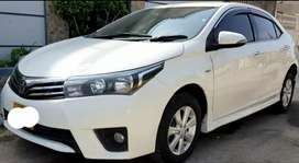 Toyota Corolla Gli just 20 Advance py hasil karen..