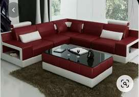 High quality sofa set with center table