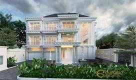 Jasa Arsitek Makassar Desain Rumah 1300m2