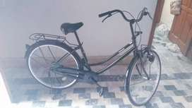 Very good condition bicycle