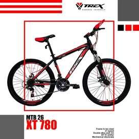 Sepeda MTB 26 T-REX