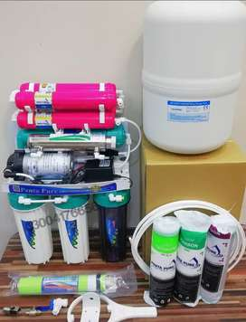 9 Stages Ro plant with Uv - PentaPure Water Filter
