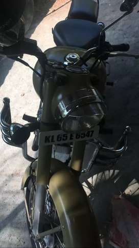 Good condition classic 500