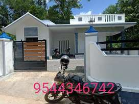 New homes  kuravilangadu  10sent