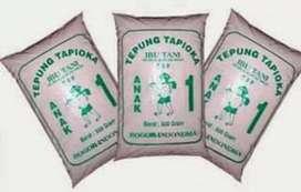 Dijual Tepung Tapioka Kualitas Super Cap Anak 1. Gratis Ongkir