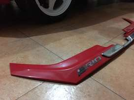 ducktail brio, brio satya serasa rs