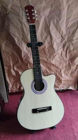 Gitar akustik baru gitar badung gitar pemula