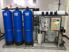 Mineral Water Plant 10000 GPD Special
