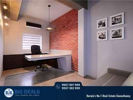 OFFICE SPACE FOR RENT @  THRISSUR