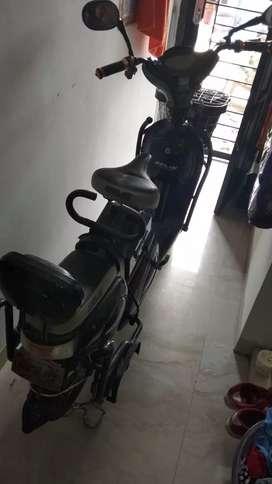 sepeda listrik selis ( NEGO ALUS )
