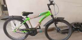 Hero Sprint Thorn 26T Single Speed Mountain Bicycle with Rigid Fork