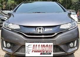 Honda ALL New Jazz RS Facelift AT 2016 Abu Abu #No pol Ganjil#
