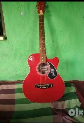 Givson Medium Size Guitar