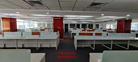 Nungambakkam 9500sqft fully furnished office space 120w/s