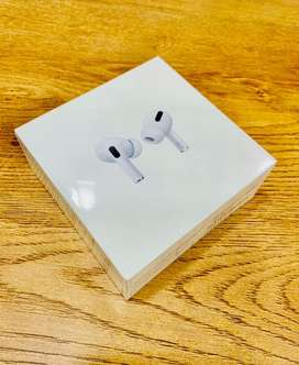 Apple airpods pro sealed internation warrenty with out bill