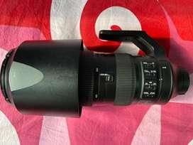 Nikon 200-500 f 5.6 lens