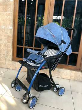 *PRELOVED* STROLLER CHRISBELL CHLOE CB-188