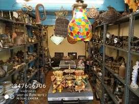 Vintage villa antique shop