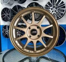 AMW wheels VELG TIPE F R16x7 PCD 4X114.3 OFFSET 35.