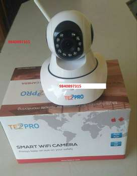 Wirefree cctv camera with voice recording system - Rs 2999