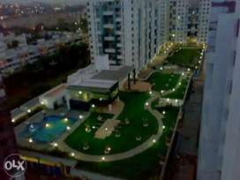 2bhk furnished flat available at sale in runwal seagull Rs 40 lack